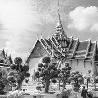 Королевский дворец, Бангкок, Тайланд :: Елена Шацкова