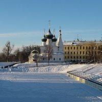 Церковь Спаса на городу :: Андрей Тихомиров