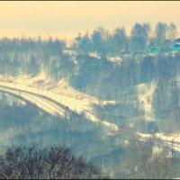 Зимняя дорога. :: Игорь