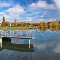 Мостик и осень :: Вальтер Дюк