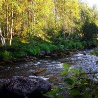 Реки Кольской Земли :: Наталья Иванова