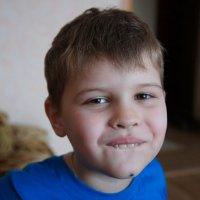 Маленький разбойник :: Андрей Студеникин