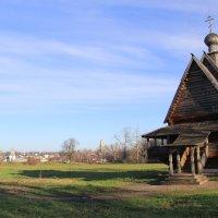 Никольская церковь, Суздаль :: Александр Смирнов