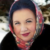 русская красавица :: Elena Zhivoderova