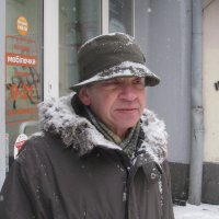 Зимний портрет :: Николай Мезенцев