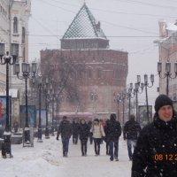 Улица Большая Покровская. :: Ульяна Шнейц