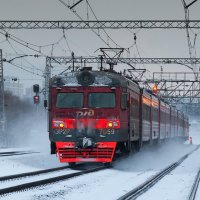 Зима наступила :: Дмитрий Дубравин