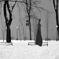 Сквер композитора :: Valerii Ivanov