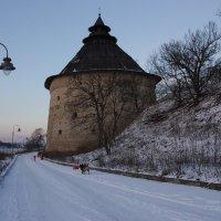Покровская башня :: Валентина Ломакина