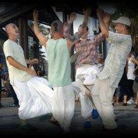 Израильский Кришна или Индия по еврейски!-танец«Израиль, всё о религии...» :: Shmual Hava Retro