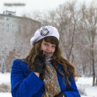 Моя любимая :: Сергей Емельянов
