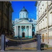 Армянская Церковь на Невском пр. :: Александр Лейкум
