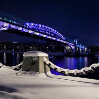 Пушкинский мост :: Валерий Шейкин