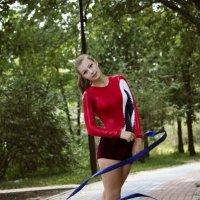 гимнастка :: Лена Михайленко