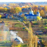 Осень :: Леонид Мельник