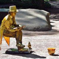 живая скульптура :: юрий иванов
