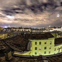 Питерские крыши :: Николай Т