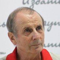 Писатель Михаил Веллер. :: Николай Кондаков