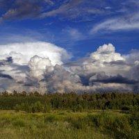 буйство облаков :: Александр Потапов