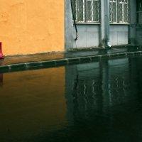 Московские улочки :: Настя Осина