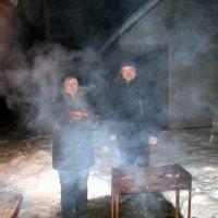 репетируем новый год :: Леонид Виноградов