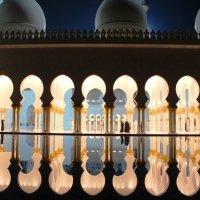 Мечеть шейха Заеда в Абу Даби :: Рустам Илалов