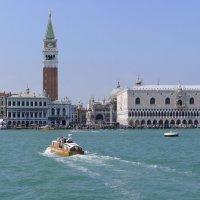 Венеция с моря :: Андрей Мыслинский