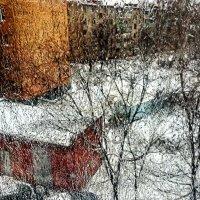 А за окном зима рыдает :: Альберт Ханбиков