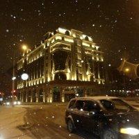 А снег не знал и падал... :: Валентина Родина