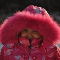 На прогулке :: Юлия Аникина