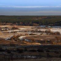 Река Потудань :: Анна Токорева