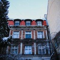 домик в центре Риги :: Daria Mayer