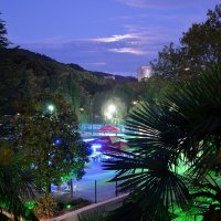 Вечер в Бургасе :: Александр