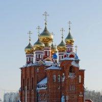 Золотые отражения :: Валерий Шибаев