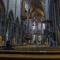 церковь Св.Лоренца (Lorenzkirche) :: Сергей Комолов