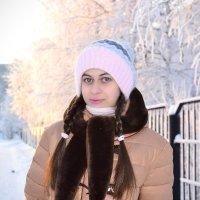 Прогулка зимняя :: Inna Popova