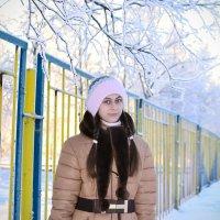 Зимняя прогулка :: Inna Popova