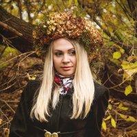Госпожа Осень :: Михаил Фенелонов
