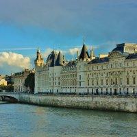 В Париже :: ирина )))