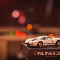 Боке. Часть 2. Ford GT40 :: Vladimir Beloglazov