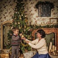 Подготовка к Рождеству :: Наташа Родионова