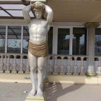 Статуя.Геракл. :: Елена Анатольевна Олюнина