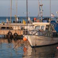 В порту Старого Яфо, Израиль - 2 :: Lmark