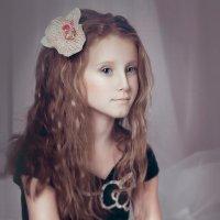 Фарфоровая кукла :: Марина Соколовская