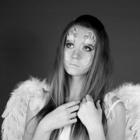 Ангел :: Есения Censored