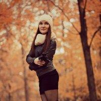 Девушка в парке :: Jury Pant
