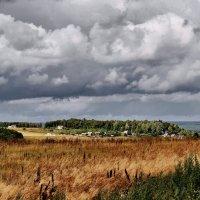 Дождь после зноя :: Владимир Макаров