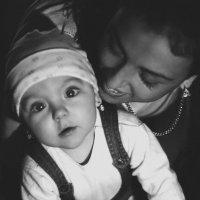 Мама и Дочь :: Богдан Белович