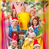 Студийная сказка  ,,Белоснежка и семь гномов,, :: Ринат Валиев