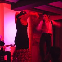 На концерте фламенко. Севилья, Андалузия - 2 :: Lmark